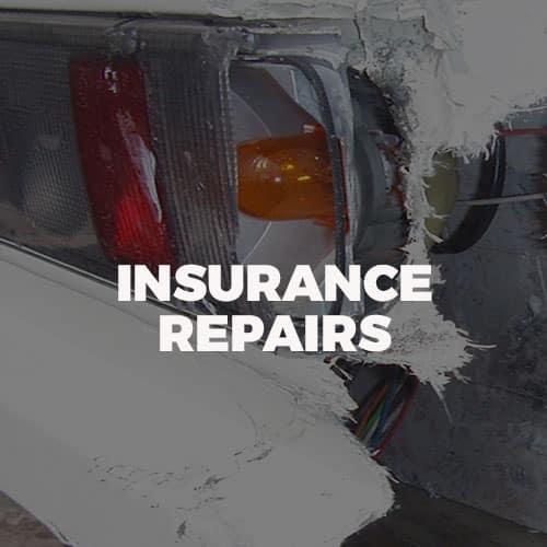 Insurance Repairs