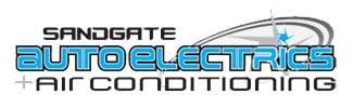 sandgate auto electrics logo