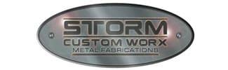 storm custom worx logo