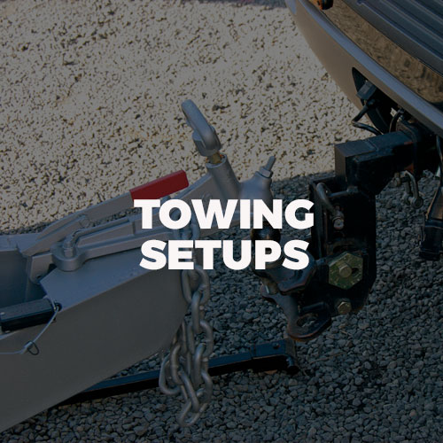 Towing Setups